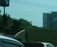 Viral Video Lampu Hijau Traffic Light di Semarang yang Hanya Menyala 5 Detik