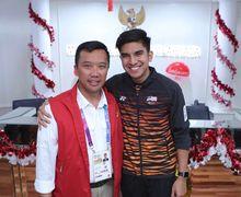 Suporter Timnas Indonesia Rusuh, Imam Nahrawi Minta Maaf ke Menpora Malaysia