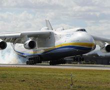 Antonov An-225 Pesawat Terbesar di Planet Bumi, Airbus A380 Tidak Ada Apa-apanya