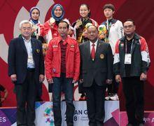 Indonesia Masuk 4 Besar Klasemen Asian Games 2018, Malaysia Hanya Nangkring di Peringkat ke-14