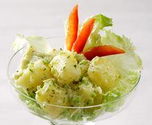 Pasti Nikmat Dan Makin Sehat Kalau Sarapan dengan Salad Kentang Brokoli