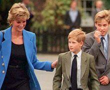 Dari Cincin, Uang, dan Tanah, Inilah 7 Warisan Putri Diana Untuk Pangeran William dan Harry