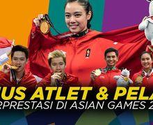 Ini Rahasianya Kenapa Bonus Atlet Peraih Medali Asian Games Bisa Cepat Cair dan Tanpa Potongan