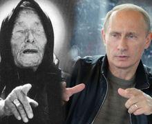 Masa Depan Vladimir Putin dan Rusia Pernah Diramal Baba Vanga, Apa Katanya?