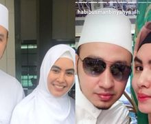 Klarifikasi Kartika Putri dan Habib Usman Bin Yahya Soal Kabar Nikah Siri dan Tanpa Penghulu