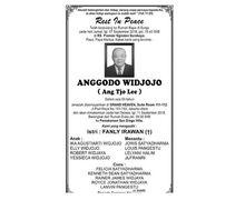 Anggodo Widjojo, Salah Satu Aktor Utama di Balik Kasus Cicak vs Buaya Meninggal Dunia