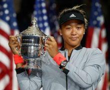 5 Fakta Naomi Osaka, Petenis 20 Tahun yang Jadi Juara di Grand Slam