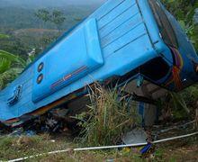 Bukan Sopir Aslinya, Pengemudi Bus yang Masuk Jurang di Sukabumi Ternyata Seorang Kernet