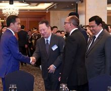 Sedang Berkunjung ke Korsel, Ini Kejutan Presiden Jokowi Untuk WNI yang Tinggal di Sana