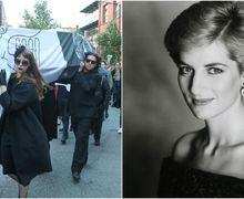 Putri Diana 'Dimakamkan' Ulang dalam Sebuah Upacara yang Tak Terhormat