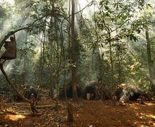 Potret Suku Baka Pygmies di Afrika Tengah, Jauh dari Modernisasi dan Minim Perawatan Medis