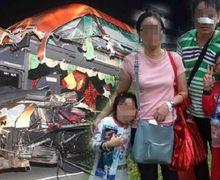 Seorang Ibu Membagikan Kisah Tragis Ketika Dia Berhasil Lolos dari Kecelakaan Bus yang Mengerikan