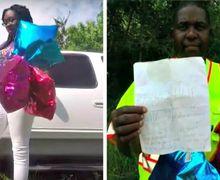 Remaja Ini Kirim Surat Minta Bantuan pada Tuhan Lewat Balon, Ternyata Jatuh di Orang Tak Terduga