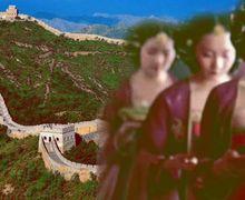 Kisah Kaisar Pendiri Tembok Besar China yang Pernah Korbankan 6000 Perawan