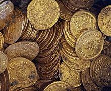 Wow! Ada Peninggalan 300 Koin Emas Zaman Romawi di Bioskop Italia