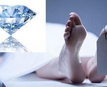 Gunakan Jenazah Manusia, Perusahaan Swiss Membuat Berlian yang Harganya Sangat Mahal, Bagaimana Bisa?