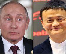 Ditanya Putin yang Keheranan Mengapa Jack Ma Pensiun Padahal Masih Muda, Begini Jawaban Pendiri Alibaba Itu