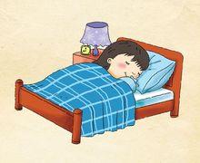 Wah, Kurang Tidur Ternyata Dapat Membuat Kita Dehidrasi, Apa Sebabnya?
