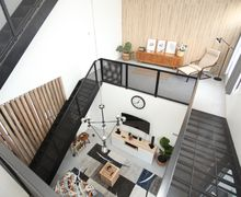 Inspirasi Desain Rumah Berkonsep Split Level, Tampak Luas dan Lega