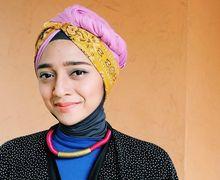 Tampil Modis dengan Hijab Turban Ala Anak Ikang Fawzi, Chiki Fawzi!