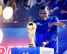 4 Pesepakbola Ini Jadi Jagoan Paul Pogba untuk Meraih Ballon d'Or