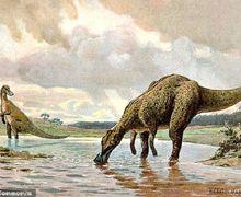 Kerangka Dinosaurus Terbesar di Jepang Akhirnya Berhasil Dirakit