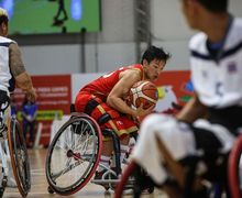 Kenapa Kursi Roda Atlet Asian Para Games 2018 Miring Keluar?