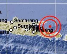 Gempa Guncang Jawa Timur dan Bali, Begini Puluhan Rumah Rusak