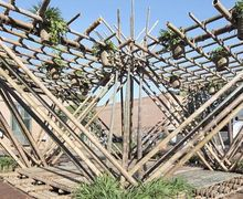 Struktur Bambu Tanpa Paku dan Sekrup, Bangunan Masa Depan