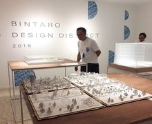 Ketua IAI : Bintaro Design District 2018 Akan Seperti London Design Week