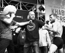 Conor McGregor Kirim Sinyal Perdamaian pada Khabib Nurmagomedov