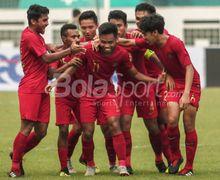 Link Live Streaming Timnas U-19 Indonesia Vs Chinese Taipei, Langkah Awal Garuda Nusantara di Piala Asia U-19 2018