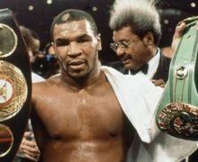 Mike Tyson Pernah Hisap Racun Katak untuk Kendalikan Sisi Buas dalam DIrinya