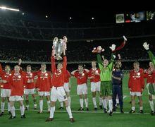 Mantan Bintang Manchester United Kini Jadi Tukang Pizza