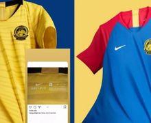 Jersi Timnas Malaysia di Piala AFF 2018 Ternyata Asli Buatan Indonesia, Beberapa Suporter Kecewa