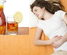 Benarkah Minum Es Saat Menstruasi Bisa Sebabkan Kista ? ini Jawabannya