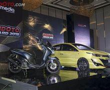 Yuk, Jajal Sensasi Mobil dan Motor Baru  di GridOto 'Parade Test Drive & Ride - Winner Vibes'!
