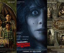 6 Film Horor Indonesia yang Akan Tayang Pada November 2018, Berani ?