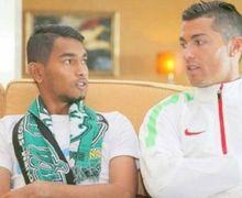 Sudah Diangkat Jadi Anak, Akun Instagram Martunis Tidak di-Followback oleh Cristiano Ronaldo