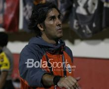 Pelatih Persija Jakarta Ajak Orang Spesial Saat Pertama Kali Jadi Suporter di SUGBK