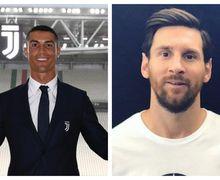 Cristiano Ronaldo dan Lionel Messi Bakal Bertemu dan Nonton Bareng Final Copa Libertadores