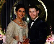 Pesan Tersembunyi di Gaun Nikah Priyanka Chopra. Unik dan So Sweet!