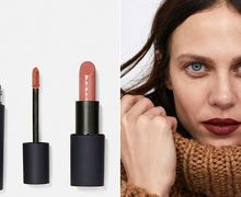 Brand Fashion Zara Launching Lipstik Matte dengan 12 Warna Kece!
