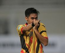 Duka Septian David Maulana Lihat Tim Kesayangannya Degradasi ke Liga 2