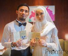 Kisah-kisah di Balik Hubungan Lindswell Kwok dan Achmad Hulaefi, dari Mualaf hingga Resmi Menikah