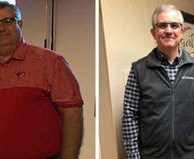 Simak 4 Kebiasaan David Young, Pria yang Sukses Bikin Berat Badan Turun 47 kg dalam 10 Bulan