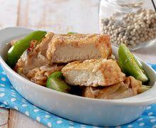 Resep Membuat Tahu Cabai Gendot, Cita Rasa Sedikit Pedasnya Bikin Nafsu Makan Meningkat