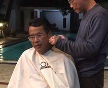 Hotman Paris Punya Tukang Potong Rambut Langganan, Segini Tarif Sekali Pangkasnya