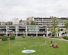 5 Bangunan Keren Karya Arsitek Belgia Léon Stynen yang Layak Dikunjungi