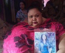 Kisah Titi Wati, Perempuan dengan Berat Badan 350 Kilogram Asal Kalimantan